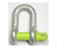 U S Type Screw Pin Chain Shackle