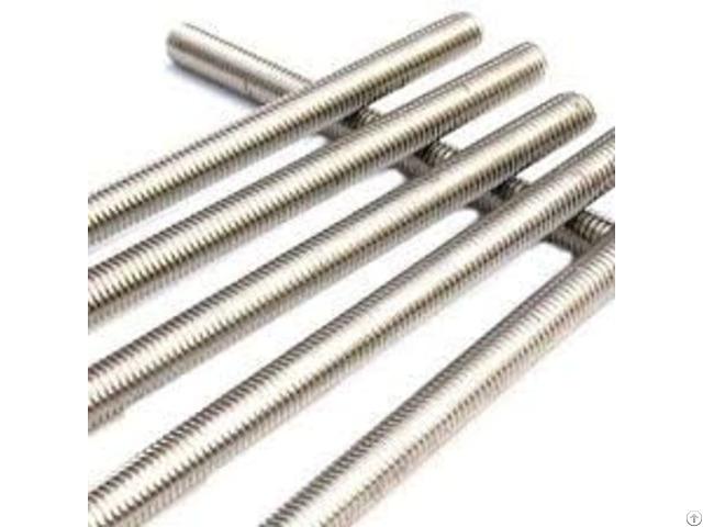 Threaded Rods Sae J429 Gr 2 5 8