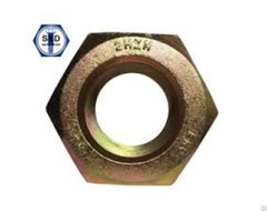 Hex Nuts Astm A194 Gr 2h 2hm 4 7 7m