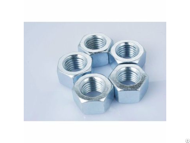 Hex Nuts Din 934 Cl 5 6 8 10