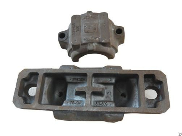 Bearing Block Fabrication