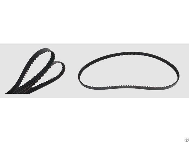 Rubber Belt Raw Edge