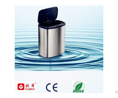 8l Indoor Stainless Steel Kitchen Waste Bin Gyt8 1a Y