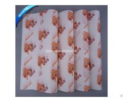 36gsm Food Grade Greaseproof Hamburger Wrapping Paper