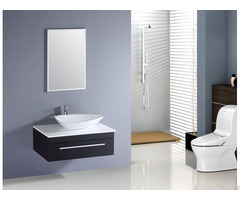 Mdf Modern Waterproof Bathroom Vanity