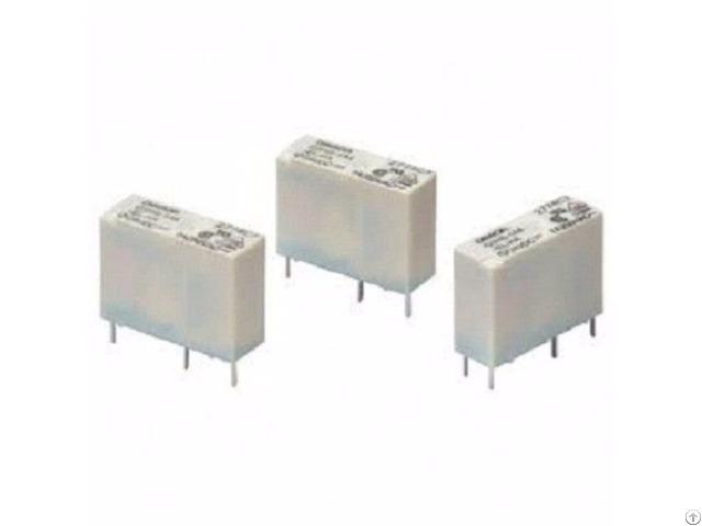 24vdc Slim Power Relay G5nb 1a4 El Ha Dc24