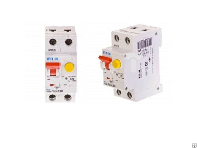Rcbo Residual Current Breaker With Overload
