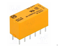 Non Latching S Series Power Relay S2 24vdc