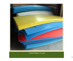 Flexible Uhmwpe Plastic Sheets