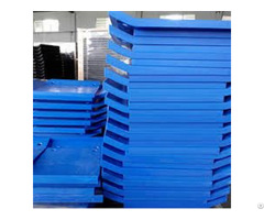 Shock And Noise Absorption Huao Plastic Uhmwpe Fender Face Pad