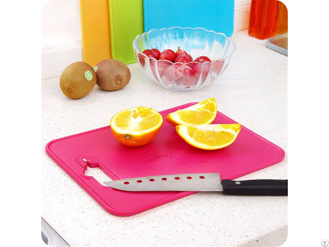 Colorful Hdpe Chopping Board