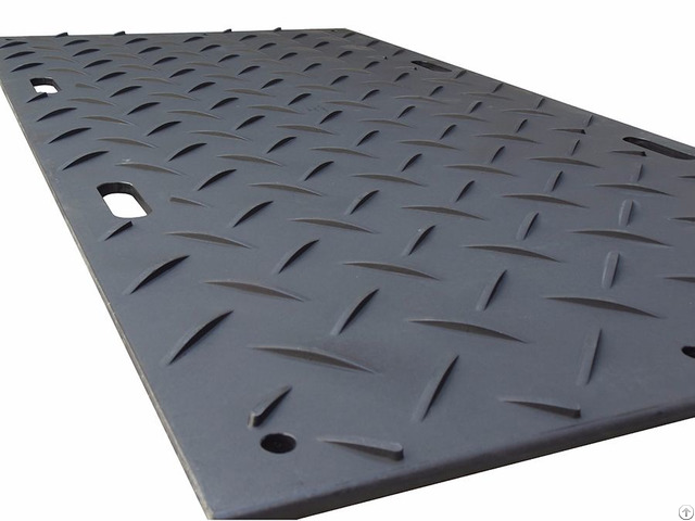 Huao Hot Sales Large Ground Protection Mats