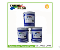 Caison 8 Series Aqueous Pigment Paste For Coloring