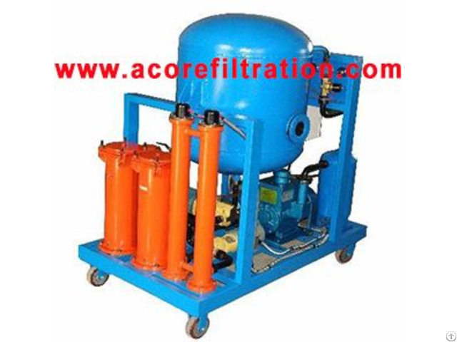 Vacuum Oil Dehydrator Dehydration Plant
