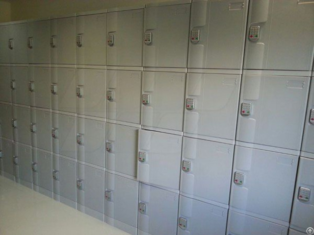 Abs Plastic Storage Lockers