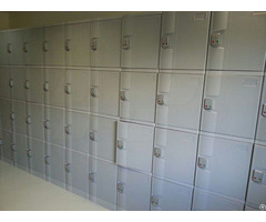 Abs Plastic Storage Lockers