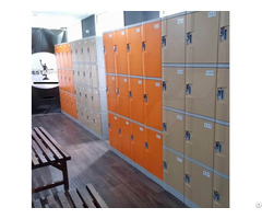 Abs Plastic Spa Lockers