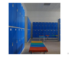 Abs Plastic Gym Lockers
