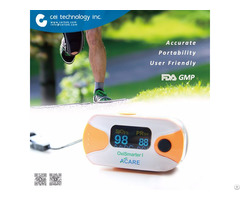 Fda Ce Iso Approved Cheap Finger Fingertip Pulse Oximeter