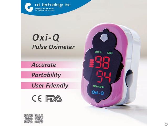 Fda Finger Pulse Oximeter Manufacturer