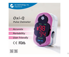 Fda Finger Pulse Oximeter Manufacturer