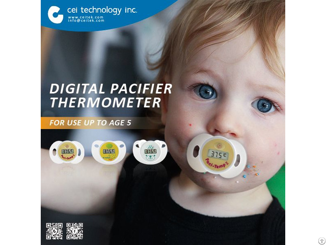 Wholesale Pacifier Digital Baby Thermometer