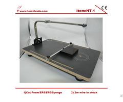 Professional Polystyrene Hot Wire Foam Cutter