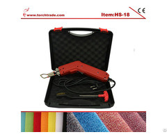 Hot Scissors Electric Fabric Cutter