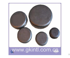 Astm A532 Bimetallic Laminated High Chrome Moly White Iron Wear Buttons