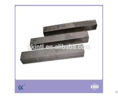 Bimetal High Chrome Laminated 63hrc Wear Bar