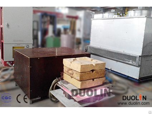 Induction Brazing And Welding Machine