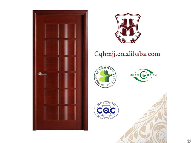 Interior Crush Resistance Door For Ashtree Wood Skin