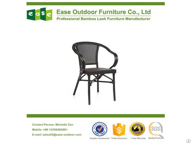 Supplying Stackable Hospitality Textilene Chair E8020