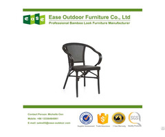 Supplying Stackable Hospitality Textilene Chair E8020