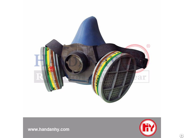 Filtering Chemical Protective Respirator Half Mask