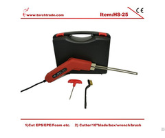 Thermocol Cutter Electric Hot Knife Eps Cut