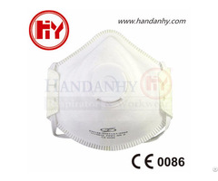 Ce Ffp2d Cup Masks With Valve Chemical Respirator