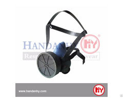 Anti Toxic Gel Gas Mask With Single Filter