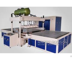 35kw Carpets Hf Welding Machine