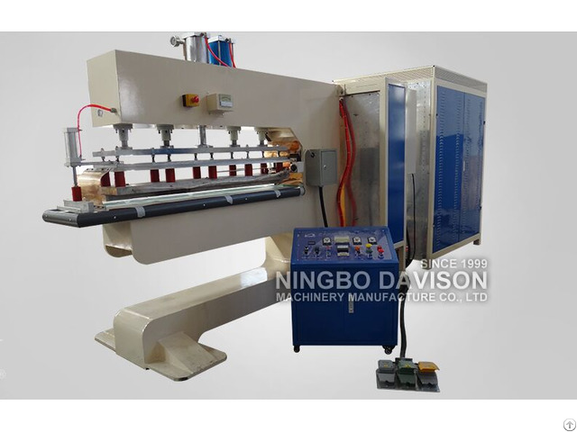50kw Conveyor Belt Welding Machine