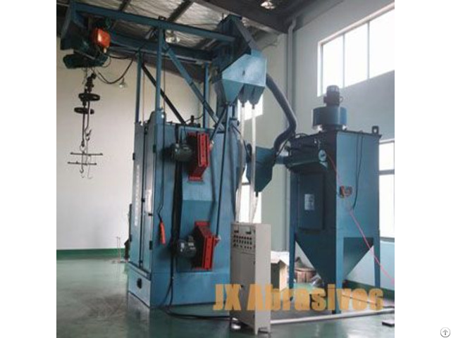 Hook Type Abrasive Blasting Equipment