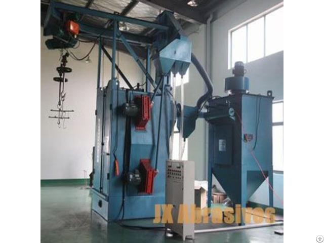 Hook Type Abrasive Blasting Equipment