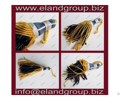 French Golden Bullion Tassel