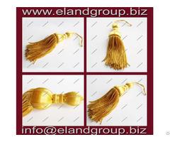 Gold Bullion Tassels