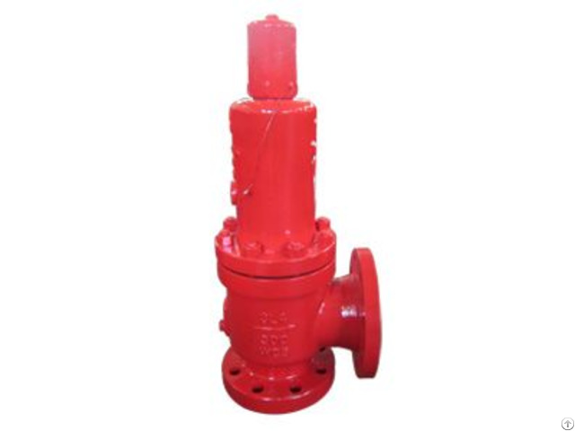 Pressure Relief Valves Ss A216 Wcb Rf