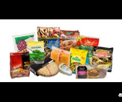 Frozen Food Packaging Bag