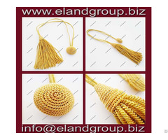 Golden Bullion Tassel