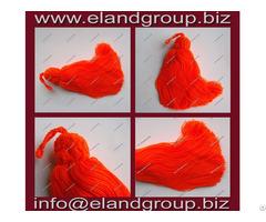 Turkish Cotton Red Key Tassel