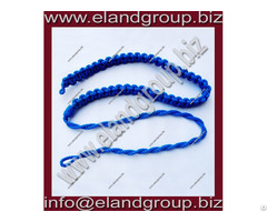 Military Braided Whistle Cord