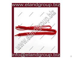Military Red Pistol Lanyard